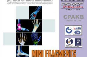 Mini Fragments Implant & instruments